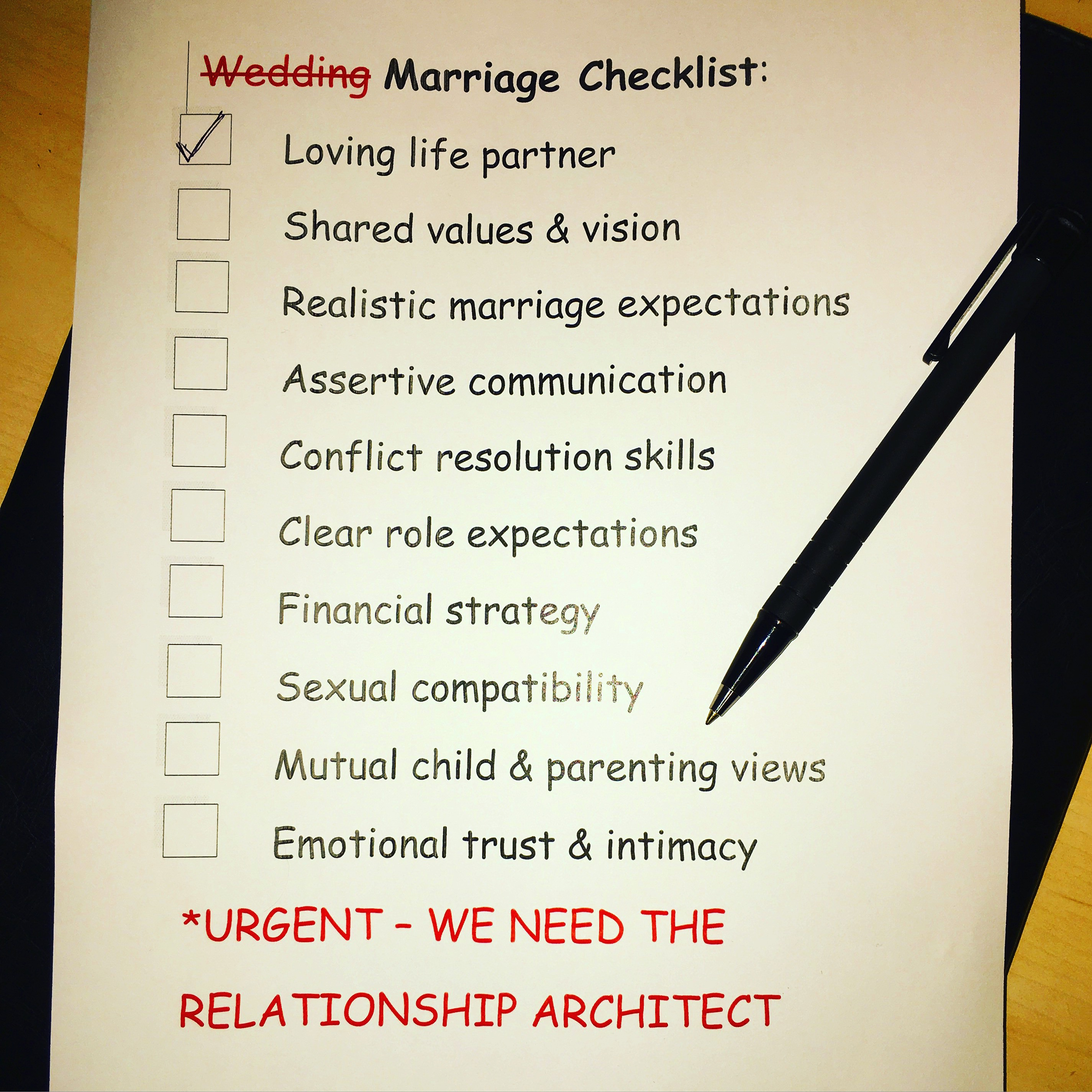 Things to do for marriage preparation